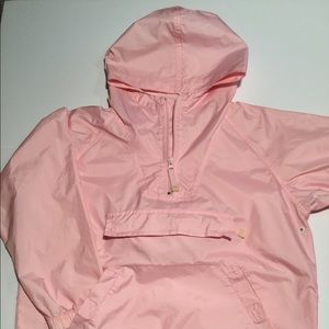 Gap Girlks Pink Windbreaker Size M (8)
